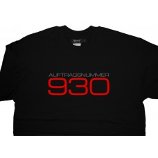 Porsche 930 Auftragsnummer