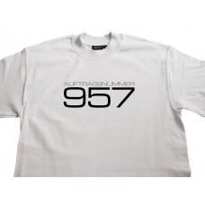 Porsche Cayenne Auftragsnummer