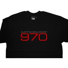 Porsche Panamera Auftragsnummer