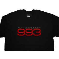 Porsche 993 Auftragsnummer